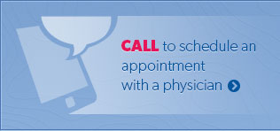 Call to schedule an appointment with a physician