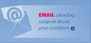 Email a leading surgeon about your condition